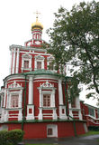 9 novodevichy的女修道院 免版税库存图片