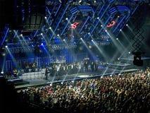 9 orchestra siberian trans Στοκ εικόνα με δικαίωμα ελεύθερης χρήσης