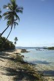 9 plaży wyspy Philippines chmura siargao Fotografia Stock