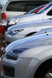 9 samochód Zdjęcie Royalty Free