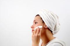 9 twarz do pielęgnacji włosów Obrazy Royalty Free