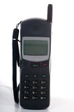 90 mobil gammal telefon s Royaltyfri Bild