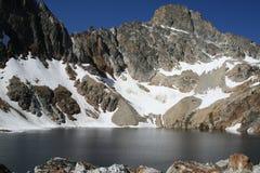 9000 ft湖 免版税库存照片