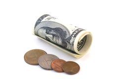 901 dólares 27 centavos Fotos de Stock