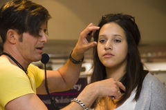 90210 dr rey robert Royaltyfria Bilder