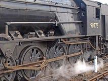 90775引擎没有蒸汽 库存图片