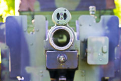 90mm Photos libres de droits