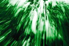 91抽象绿色条纹 免版税库存照片