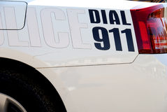 911拨号 库存图片