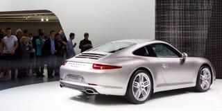 911 carrera porsche Arkivbild