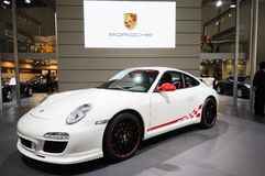 911 Carrera S Porsche Carrera Cup Asia Edition Royalty Free Stock Image