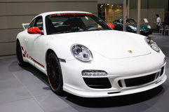 911 cuvettes Asie de Carrera S Porsche Carrera Photographie stock libre de droits