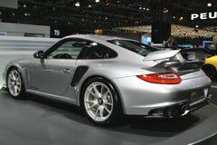 911 gt2 Porsche rs Στοκ φωτογραφίες με δικαίωμα ελεύθερης χρήσης