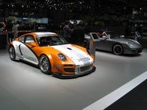 Porsche 911 GT3R Hybrid Stock Photo