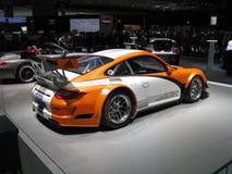 911 GT3R Hybride Royalty-vrije Stock Afbeeldingen