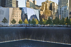 911 Memorial Stock Photos