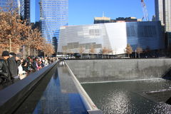 911 Memorial Royalty Free Stock Photos