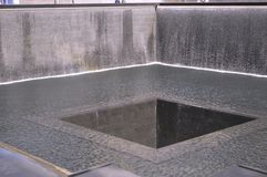 911 Memorial Royalty Free Stock Photography