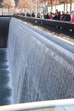 911 Memorial Fountain Royalty Free Stock Photo