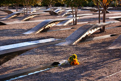 911 Memorial Victims Pentagon Attack Virginia Washington Royalty Free Stock Photography
