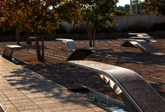 911 Memorial Victims Pentagon Attack Virginia Washington Stock Photography