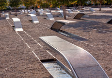 911 Memorial Victims Pentagon Attack Virginia Washington Stock Image