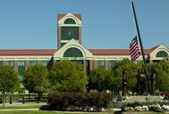 911 monumento - Sandy, Utah Fotografía de archivo