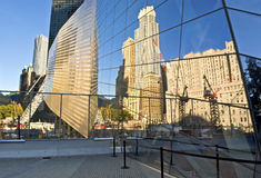 911 Museum Stock Photo