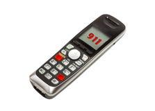 911 Phone Stock Image
