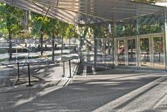 911 reflexões do museu Imagens de Stock Royalty Free