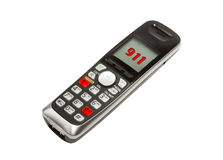 911 telefoon Stock Afbeelding