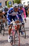 93rd d'Italia do Giro (excursão de Italy) - dando um ciclo Foto de Stock