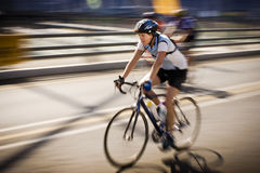 94.7 Cycle Challenge Cyclist royalty free stock photography