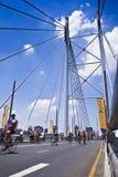 94.7 desafío del ciclo - 2010 Foto de archivo libre de regalías
