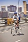94.7 desafío del ciclo - 2010 Imagenes de archivo