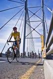 94.7 enjeu de cycle - 2010 Images stock