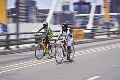 94.7 enjeu de cycle d'élan - 2010 Image libre de droits