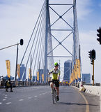 94.7 Momentum Cycle Challenge Stock Photo