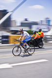 94.7 Momentum-Schleife-Herausforderung - 2010 Lizenzfreie Stockbilder