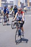94.7 sfida del ciclo di quantità di moto - 2010 Immagini Stock Libere da Diritti