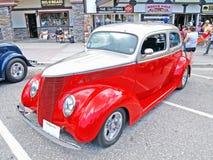 ! 940's Ford zestawu samochód Obrazy Stock