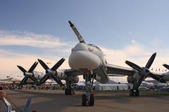 95 βομβαρδιστικό αεροπλάν&om Στοκ Φωτογραφία
