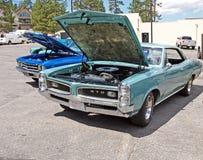 ! 966 Pontiac GTO Imagem de Stock Royalty Free