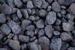 9842 rocce della lava Fotografie Stock
