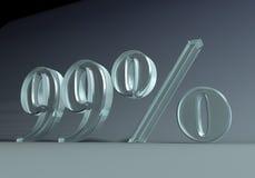 99 τοις εκατό ελεύθερη απεικόνιση δικαιώματος