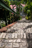 99 Steps. At St. Thomas, USVI Royalty Free Stock Photography