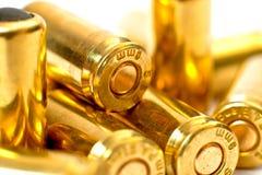 9mm Gewehrkugel Stockfotos