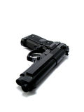 9mm pistolet zdjęcia royalty free