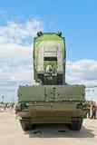 9S19 Imbir雷达通信工具 库存图片