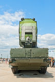 9S19 Imbir radar vehicle Stock Image